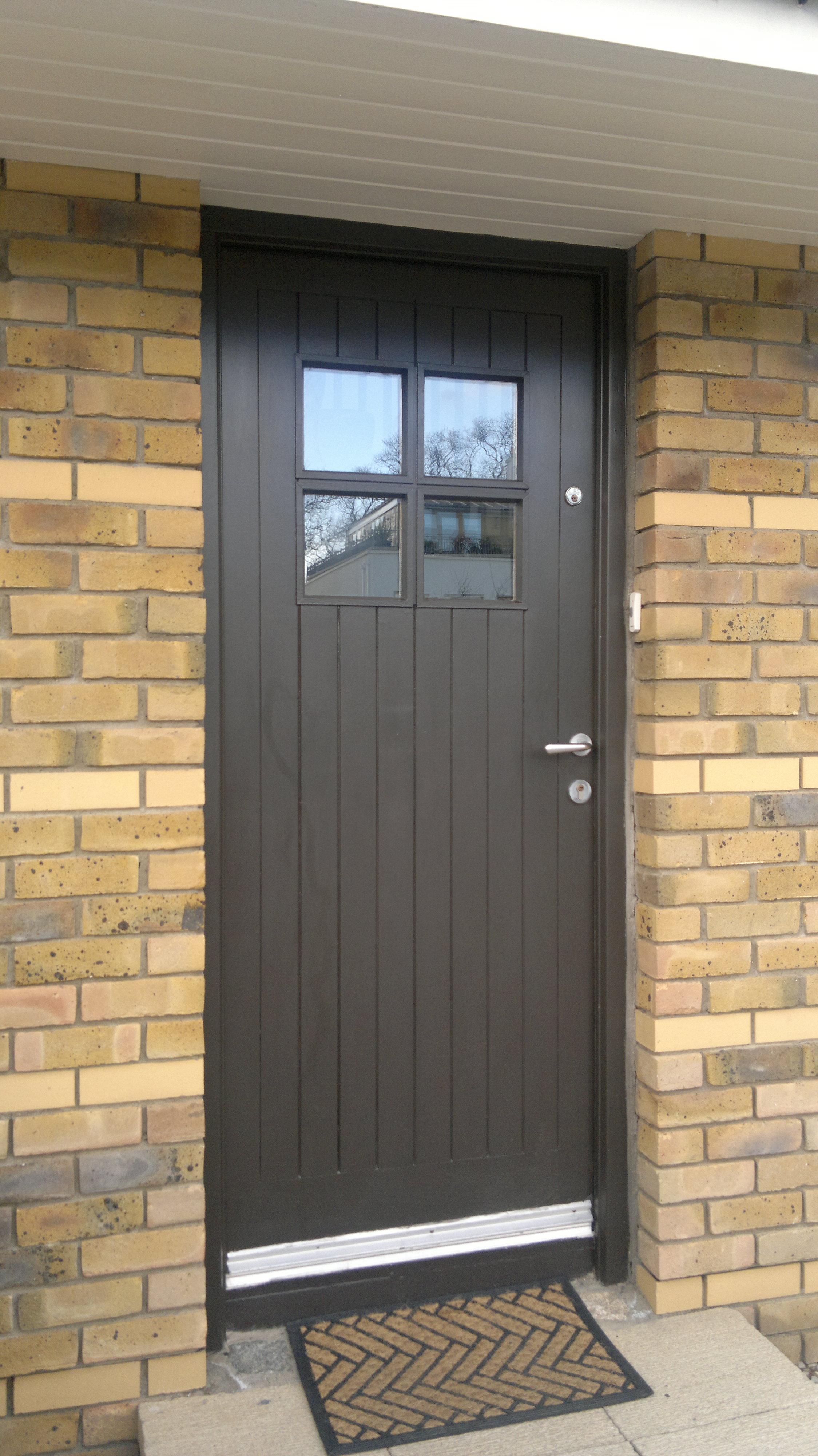Home Secure Door