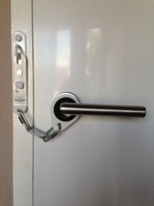 Security Door Chain