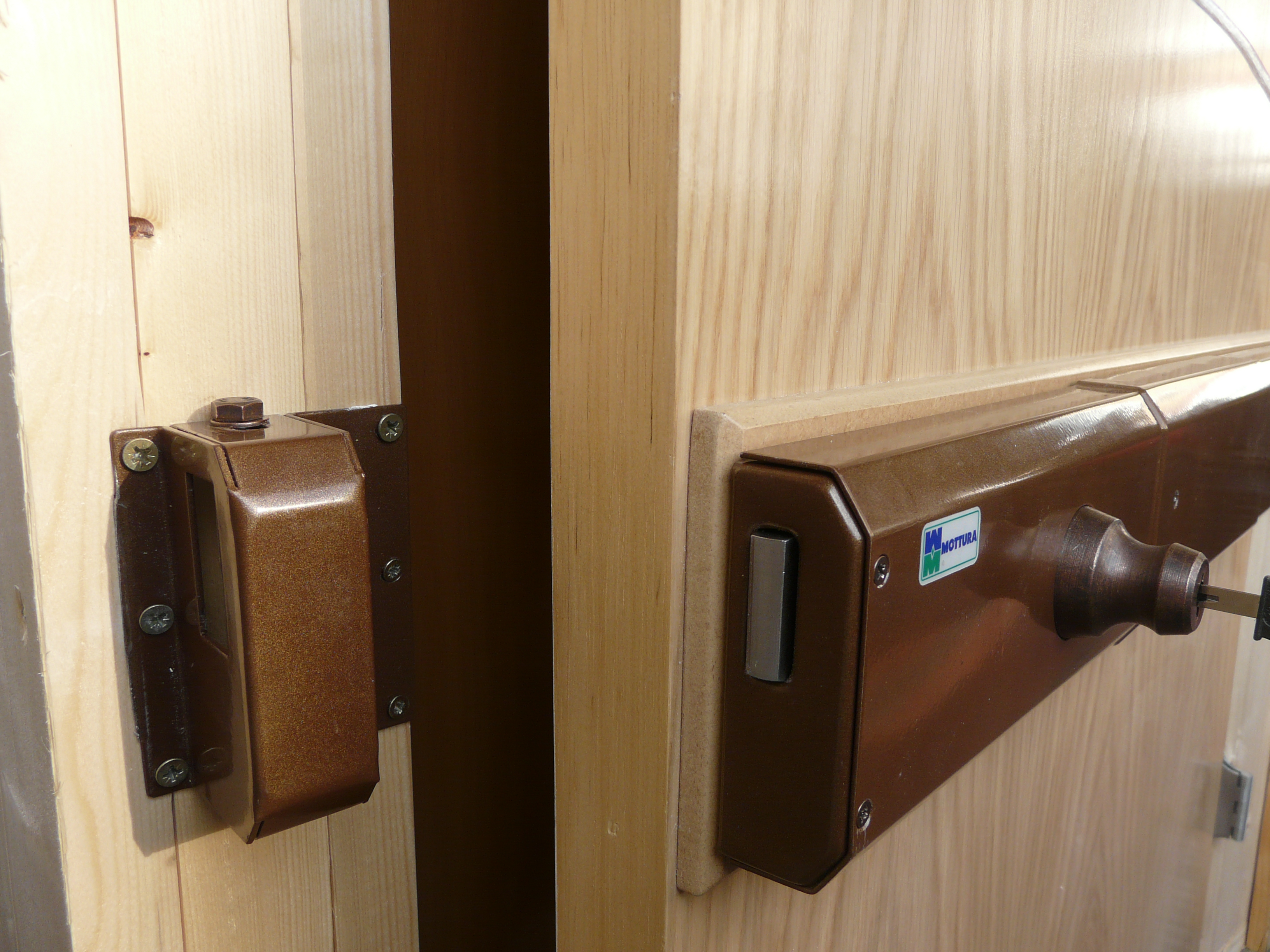 Security Doors Security Door Bar Lock