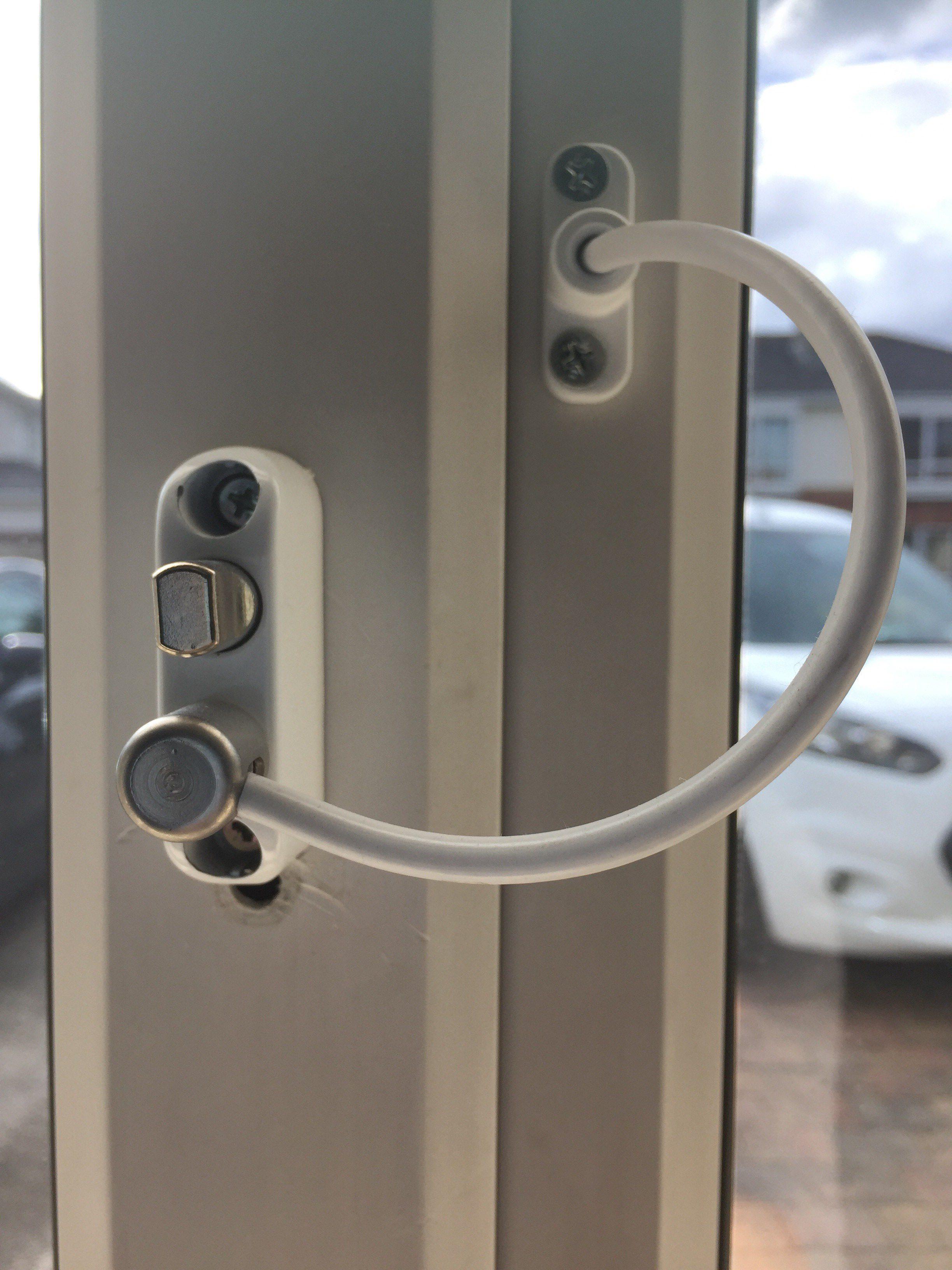 Window Restrictors
