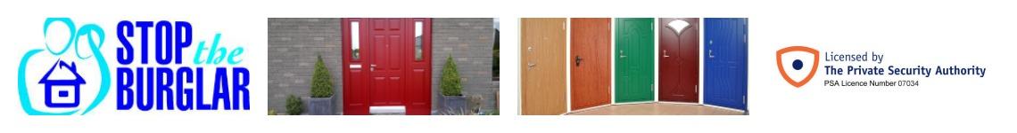 Stop the Burglar Secure Apartment Doors 01 8249605 | Stop The