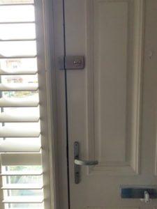 Door Lock Inside