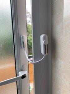 Window Restrictor